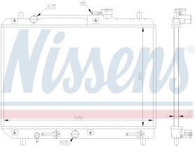 NISSENS 64176