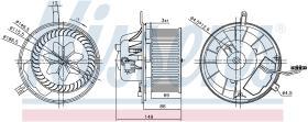 NISSENS 87032 - VW-GOLF V 03-