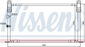 NISSENS 940018 - CONDENSADOR TOYOTA HI-LUX VI(N140,N