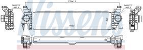 NISSENS 96016 - INTERCOOLER MERCEDES VITO III W 447