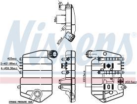 NISSENS 996024 - VASO DE EXPANSION VOLVO FH 12/16(05
