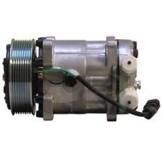 CTR 1201260X - COMPR. EQUIVAL. V5 OPEL-RENAULT PV6 125MM 12V