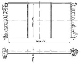 ORDOÑEZ 1020008809 - RAD.CT.BERLINGO 1,8/1,9 D PLANO-35