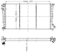 ORDOÑEZ 1020015809 - RAD.CT.BERLINGO 1,8/1,9 D PLANO-32