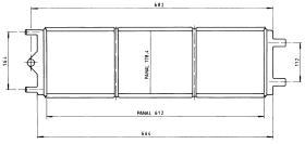 ORDOÑEZ 1020022806 - RAD.CT.C15 1,7/1,8 D PLANO-10