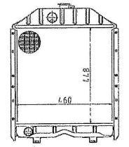ORDOÑEZ 2067002 - RADIADOR CASE